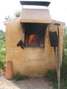 horno de leña